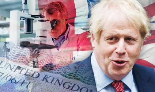 Brexit BOOM: Boris Johnson vows to attract 'world's most talented minds' in new visa push