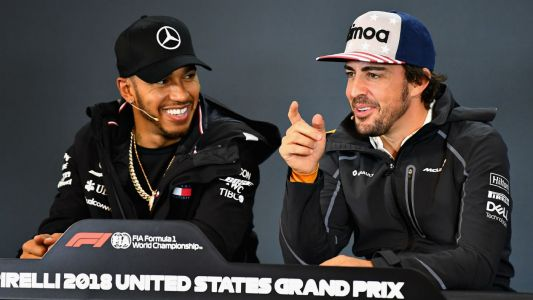 F1: Lewis Hamilton is one of the all-time best drivers, says Fernando Alonso