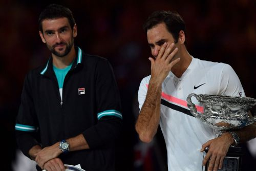 Marin Cilic responds to accusations Roger Federer receives special treatment