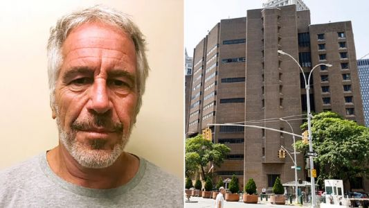 Jeffrey Epstein's two prison guards arrested for 'failing to check on him'