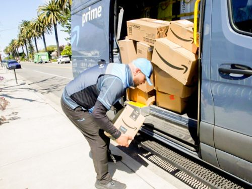 Protests are disrupting deliveries of packages and food across the US
