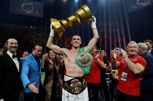 Boxing news: Callum Smith vs Hassan N'Dam added to Anthony Joshua undercard