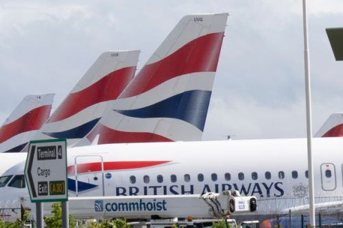 British Airways staff 'told they will never get a payrise again'