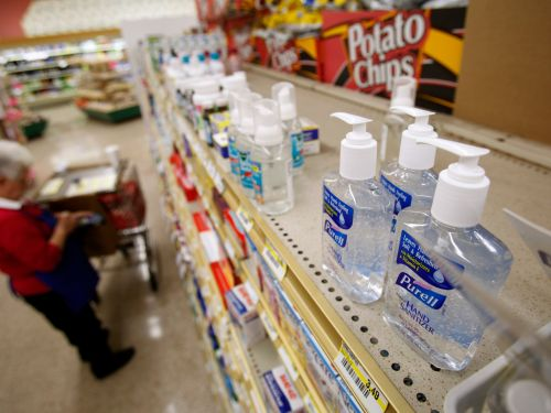 US health officials tell Purell to stop claiming its hand sanitizer can prevent Ebola and MRSA