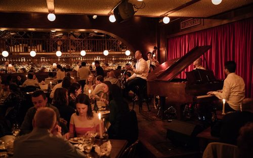 Sydney's best nightlife spots, from wine bars to live jazz