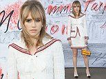 Suki Waterhouse channels the 1960s in chic tweed co-ord at the Serpentine Gallery Summer Party