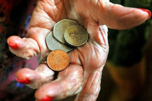 State pension to rise £228 next year in smallest possible increase