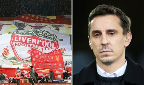 Gary Neville reveals why some Manchester United fans WANT Liverpool to win the title