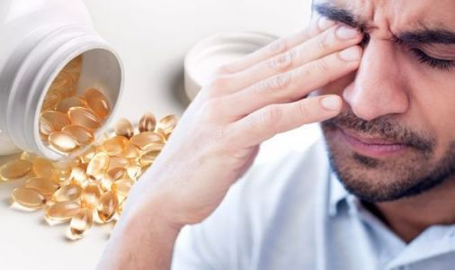 Vitamin B12 deficiency: An 'alarming' sign in your eyes of a deficiency - are you at risk?