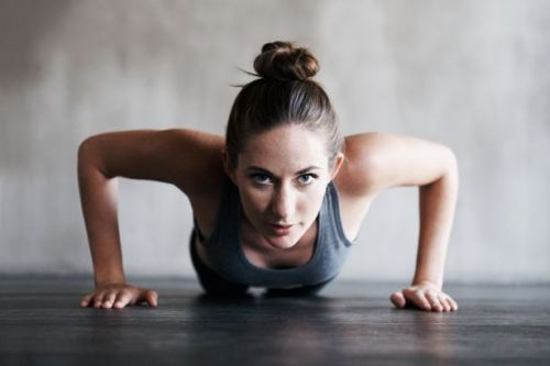 Fitness guru claims we've been doing push-ups 'wrong' and shares our big mistake