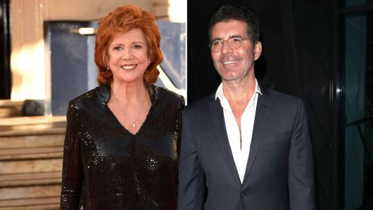 Unseen footage shows how Simon Cowell helped Cilla Black get over the death of husband Bobby Willis