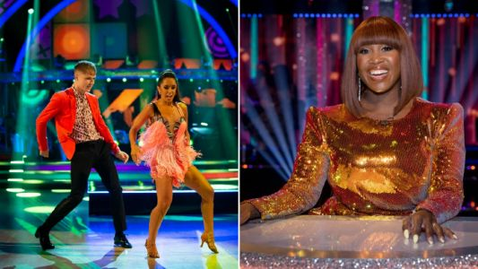 Strictly Come Dancing's HRVY almost landed perfect 10 from judge Motsi Mabuse after first performance