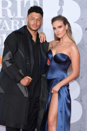 Alex Oxlade-Chamberlain drops BIG hint he's set to propose to girlfriend Perrie Edwards following loved-up BRITs appearance