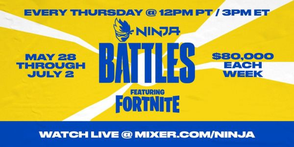 Ninja's Fortnite tournament could be the best thing to happen to Mixer