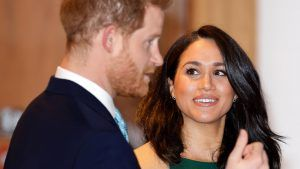 Meghan Markle rewore her engagement dress for a special occasion