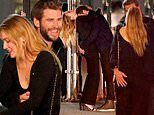 Liam Hemsworth pictured holding hands with Dynasty actress Maddison Brown, 22, in New York after Miley Cyrus split