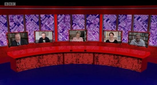 Have I Got News For You Fans Can't Get Over How Surreal Its New 'From Home' Format Is
