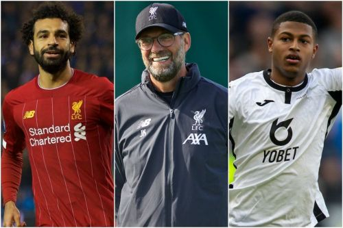 Klopp makes waves, preparing for United & Brewster's chance - Friday's Liverpool FC News