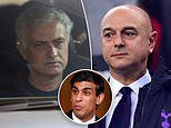 Daniel Levy's gamble on hiring Jose Mourinho did not pay off - can we have our money back now?
