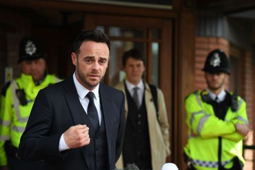 Man jailed for making complaints to police about Ant McPartlin returning to TV