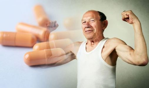 Best supplements for muscle gain: The dietary supplement proven to retain muscle strength