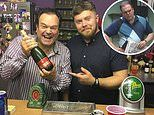 EastEnders' Shaun Williamson's secret son reveals he was already a fan of his dad from Extras