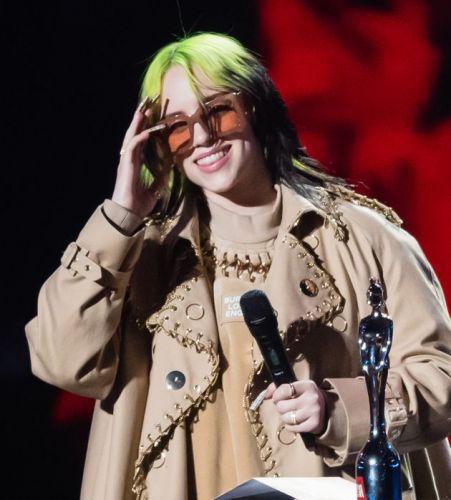 Billie Eilish Bags Her First UK Number One With New James Bond Theme Song