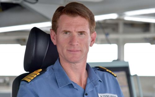 Navy all at sea over commodore 'reassigned' for using company car