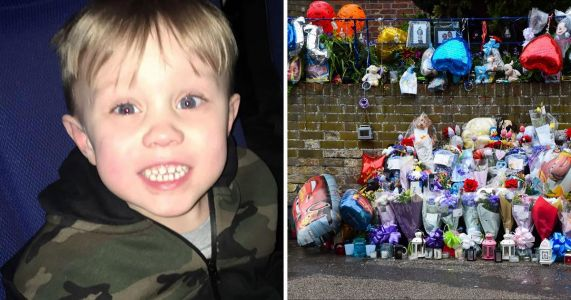 Lorry driver killed boy, 3, 'when he was clapping sarcastically at another motorist'