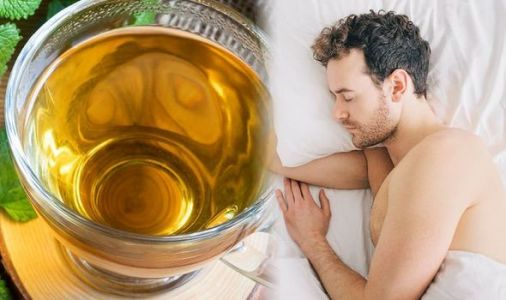 How to sleep: Drink this herbal tea before bed to get a good night's sleep