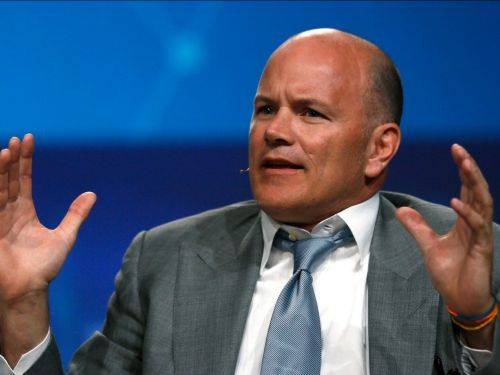 'Get on the train': Famed investor Michael Novogratz says bitcoin will soon break the $10,000 threshold as US turmoil spreads