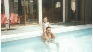 'The lessons grief taught me about love after losing my dad'