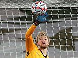 Rookie goalkeeper Caoimhin Kelleher makes a STUNNING reflex save for Liverpool in win over Ajax