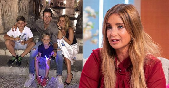 Louise Redknapp finds trolls telling her she is a bad mum 'devastating' but vows not to retaliate