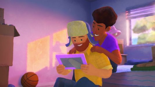 Pixar introduces first gay main character in tearjerking short about coming out