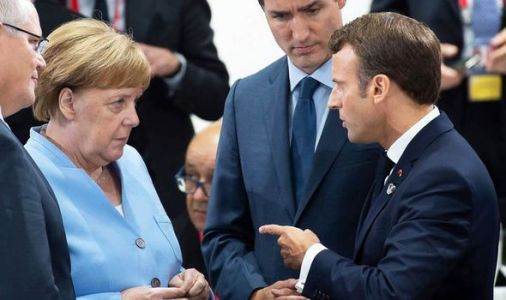 France-Germany relations: All eyes on Merkel and Macron as G20 off to frosty start