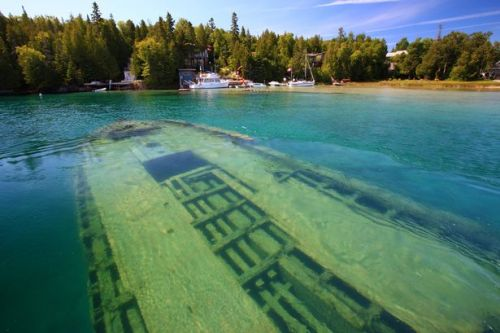 Inside the lake that's the 'shipwreck capital of Canada' with over 1,000 wrecks