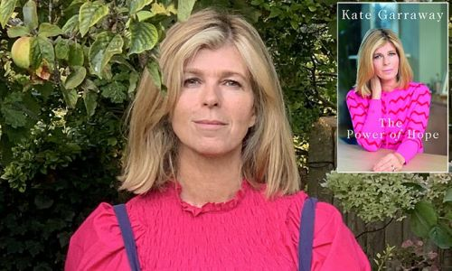 Kate Garraway will share husband Derek Draper's 'raw and emotional' fight against COVID in new book
