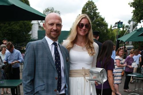 A Question Of Sport's Matt Dawson and wife Carolin split after 11 years together