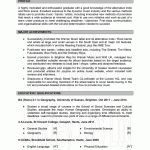 Tips on Selling CV Example