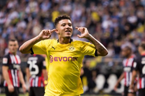 Jadon Sancho agrees personal terms with Manchester United ahead of £108m transfer