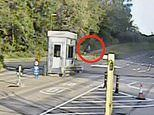 Detectives probing death of boy, two, who drowned in lake release CCTV image of dog walker