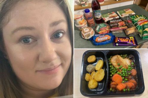 Woman eats nothing but petrol station food for a week - and regrets it