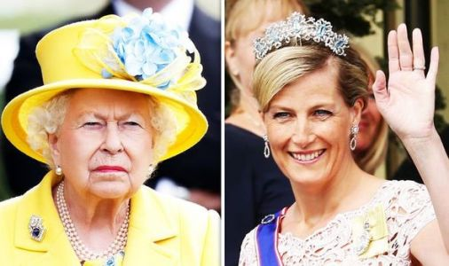 Royal snub: Queen brutally rejected Sophie's request to become Princess