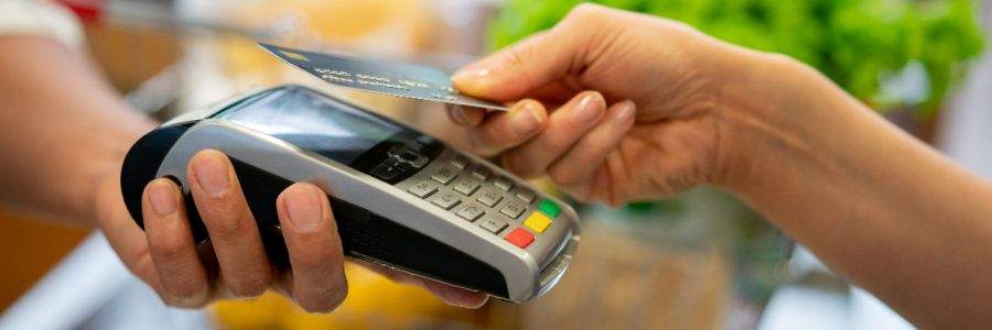 Half of Britons won't use their card for small payments