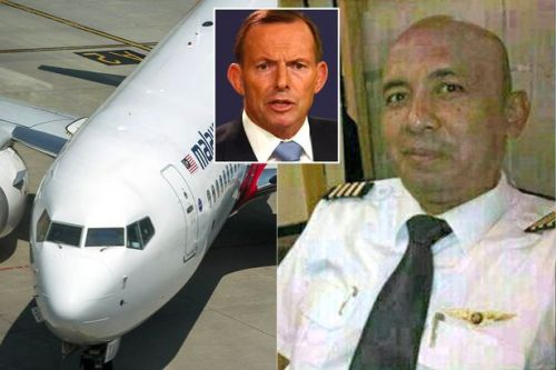 MH370 was 'almost certainly mass murder-suicide by pilot', says ex-Australia PM