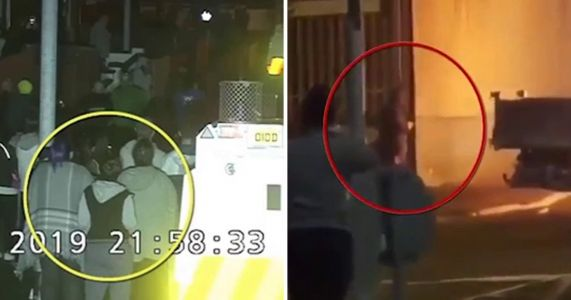 Police release CCTV of 'New IRA' gunman suspected of killing Lyra McKee