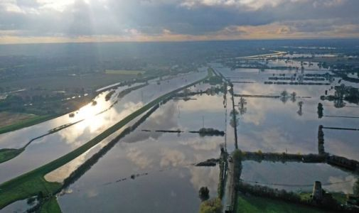 UK weather: Flooded parts of England prepare for 'danger to life' rain