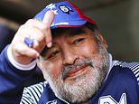 Diego Maradona set to quit as manager of Gimnasia after just two months in charge