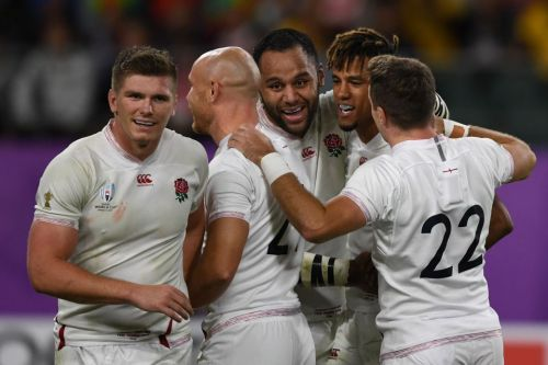 Eddie Jones' boys batter old enemy to seal World Cup semi-final place thanks to May, Sinckler and Watson tries
